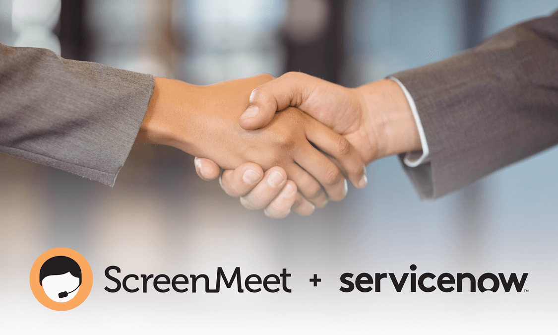ScreenMeet Announces Accelerated Company Growth and Series B Investment From ServiceNow