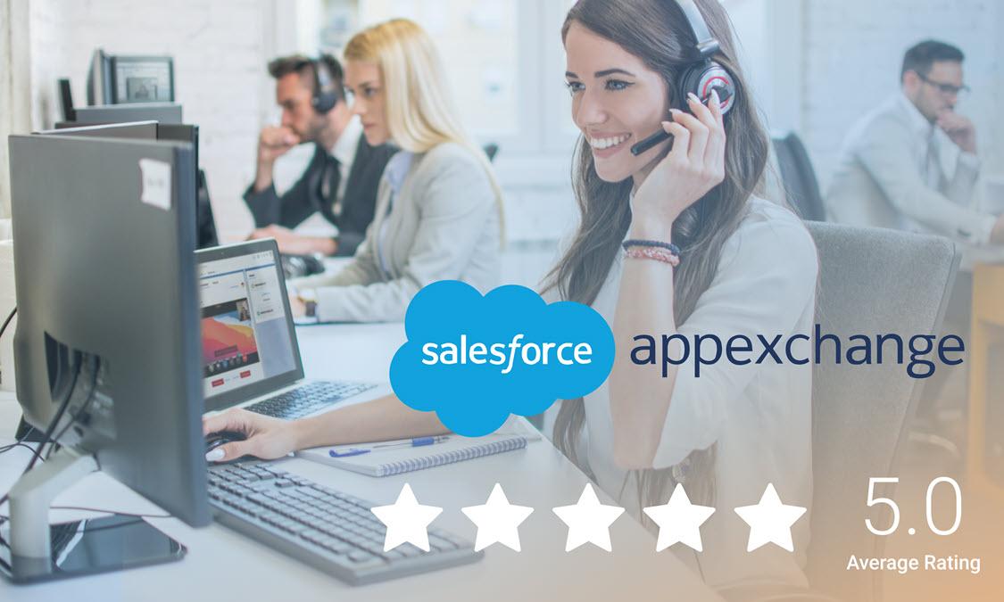 ScreenMeet on Salesforce AppExchange