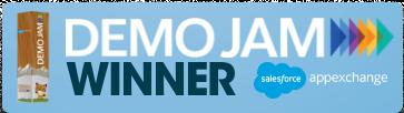 Demo-Jam-Winner-Salesforce-Appexchange 12